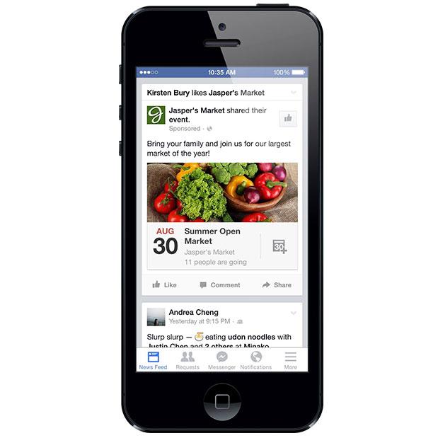 facebook Nouveaux outils Facebook pour promouvoir vos évènements