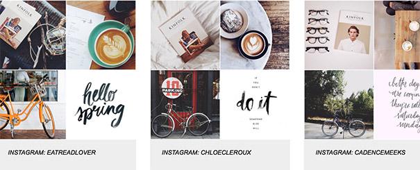 Histoirevisuelle Comment être créatif sur Instagram ?