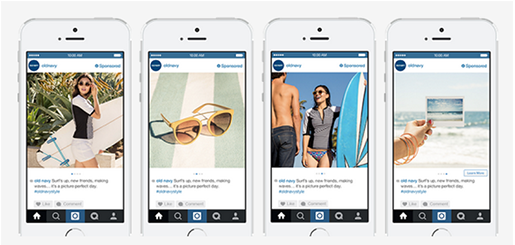 Old-Navy1 Publicité: comment investir Instagram ?