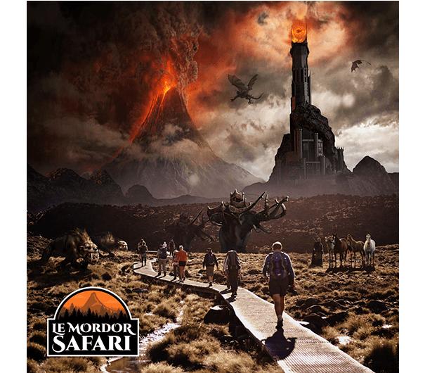 mordor-safari-social-media Redonner de l'attractivité au Mordor grâce au Social Media - Partie 2