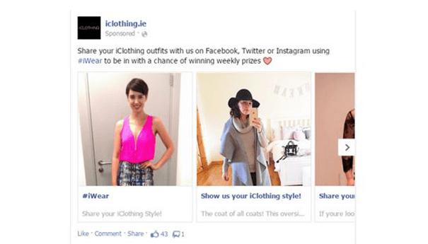 Carrousel-Facebook-RS Comment les marques utilisent le Carrousel sur Facebook