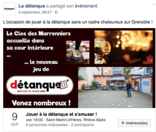Détanque-crowdfunding-contrepartie La stratégie Social Media d'une campagne de crowdfunding