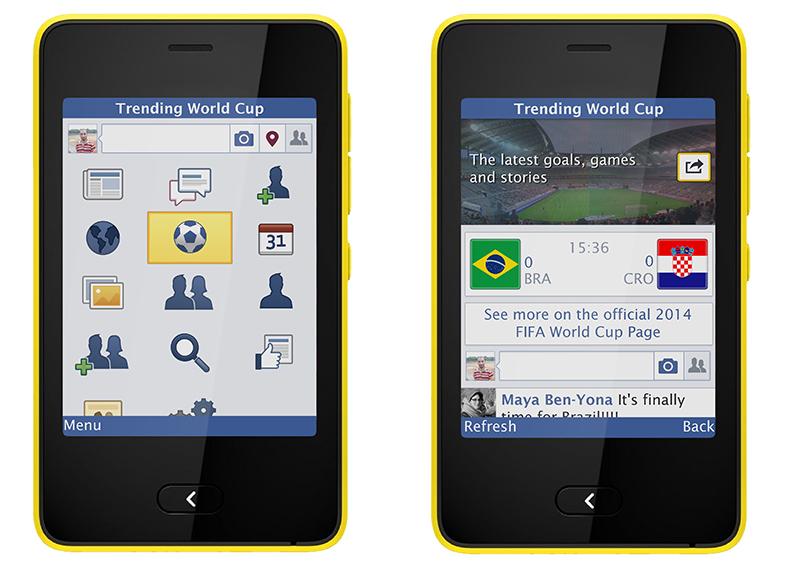 worldcupfeature Facebook se met à l'heure du Brésil