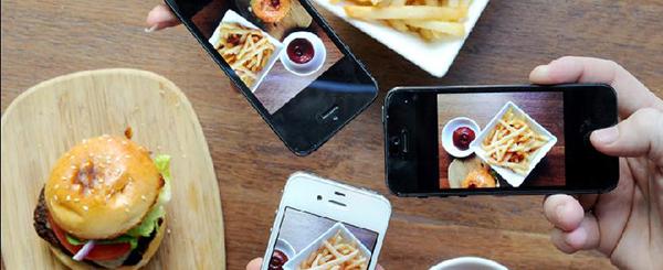 food-porn [Cas pratique] Les réseaux sociaux et le monde de la #restauration