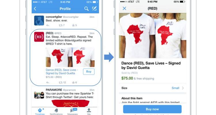 """twitter-apercu-bouton Le bouton """"Acheter"""" de Twitter est votre nouvelle vitrine business"""