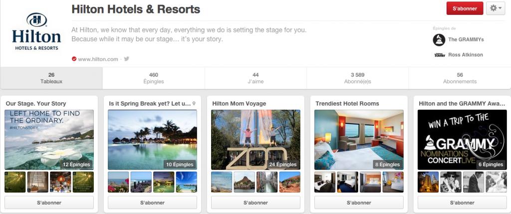 Capture-d'écran-2014-10-01-à-18.21.32-1024x429 [Cas pratique] : Les réseaux sociaux et l'univers du tourisme