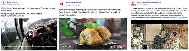 Identité-locale [Cas pratique] Les compagnies aériennes sur le Social Media