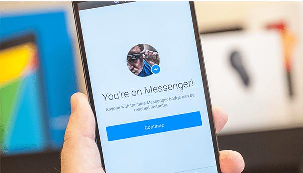 Messenger-bots-socialmedia S'adapter aux nouveaux usages avec Messenger et les Bots