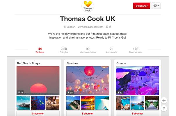 thomas-cook-pinterest-inspiration Exploiter Pinterest dans le secteur du tourisme