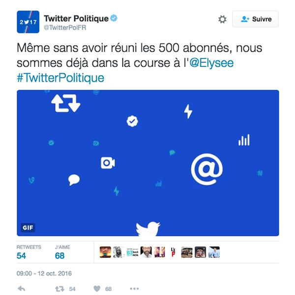 Politique-twitter Ce qu'il faut comprendre de la transition opérée par Twitter