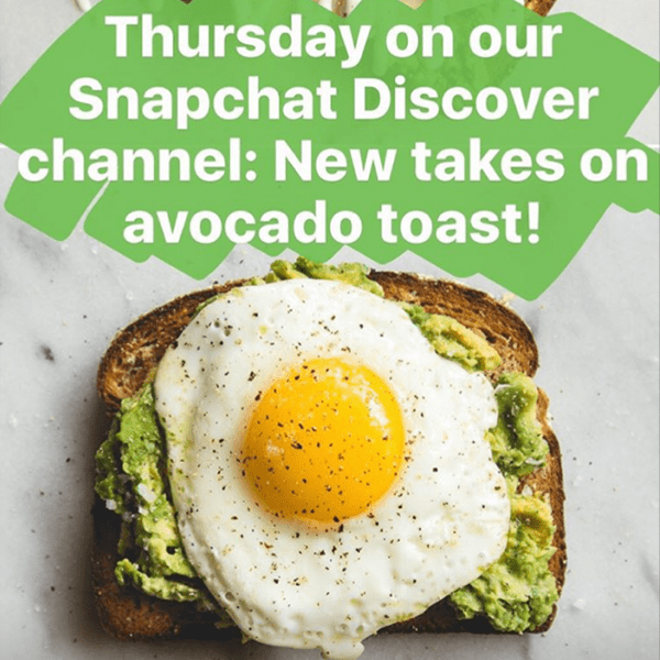 foodnetwork-discover-instagram-stories Les Stories Instagram : valeur ajoutée pour les marques