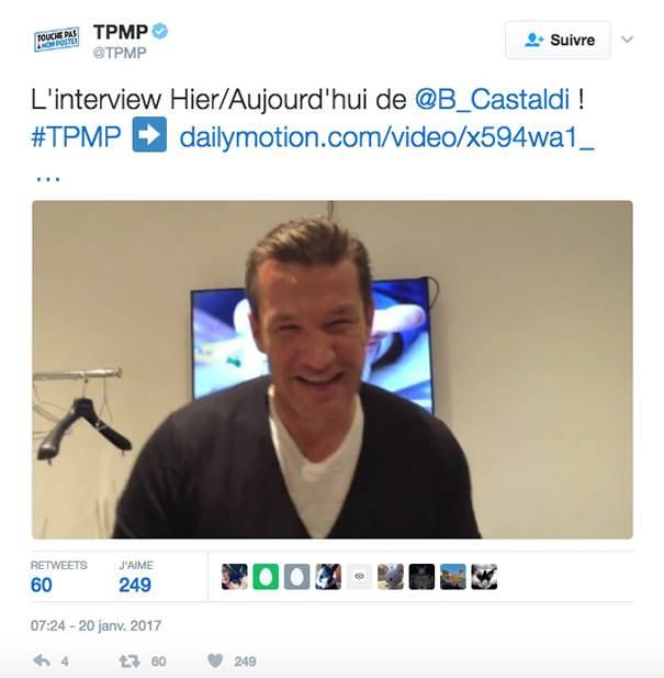 social-tv-tpmp-4 Social TV : le mariage des réseaux sociaux et de la télévision