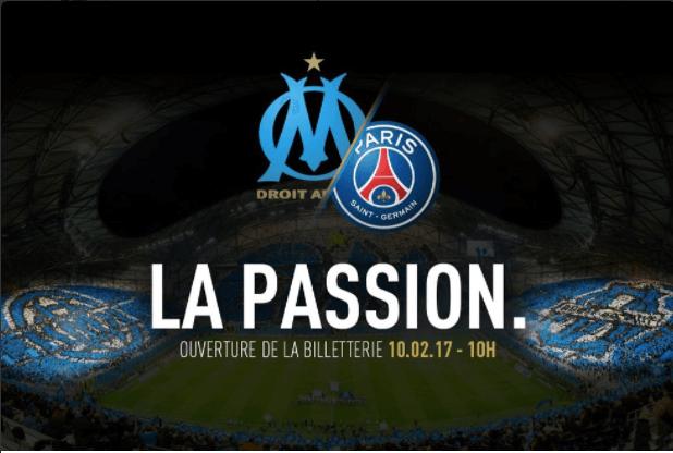 Ligue-1-OM-billeterie-passion Ligue 1 : quand le classement des clubs influe sur la tonalité de leur discours