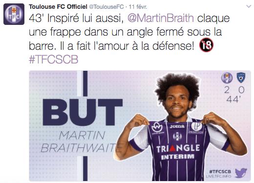 Ligue-1-TFC-humour-1 Ligue 1 : quand le classement des clubs influe sur la tonalité de leur discours