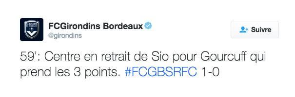 girondins-bordeaux_ligue1 Ligue 1 : quand le classement des clubs influe sur la tonalité de leur discours