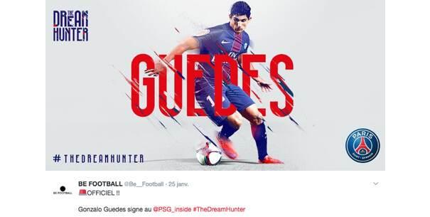 guedes-ligue1 Ligue 1 : quand le classement des clubs influe sur la tonalité de leur discours