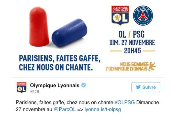ligue1-OL-PSG Ligue 1 : quand le classement des clubs influe sur la tonalité de leur discours