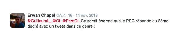 ligue1_OL-PSG Ligue 1 : quand le classement des clubs influe sur la tonalité de leur discours