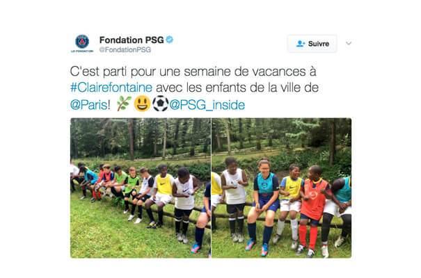 ligue1_fondation-psg Ligue 1 : quand le classement des clubs influe sur la tonalité de leur discours