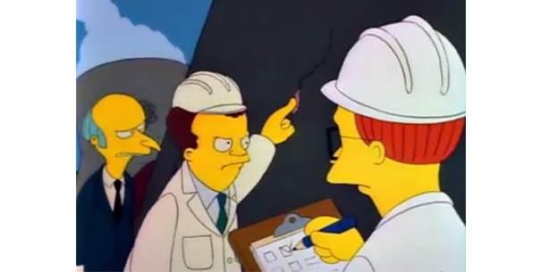tours-chewing-gum Restaurer l'image de la centrale nucléaire de Springfield (1/2)