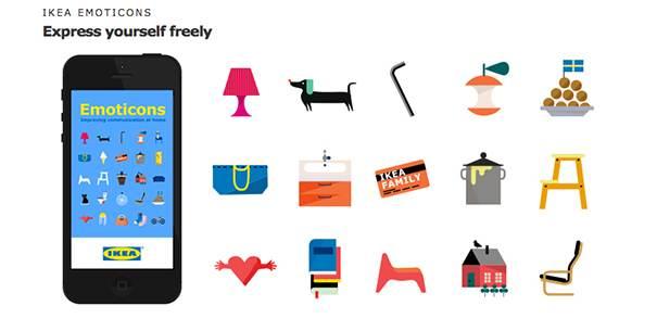 ikea L'emoji, un levier de communication pour les marques