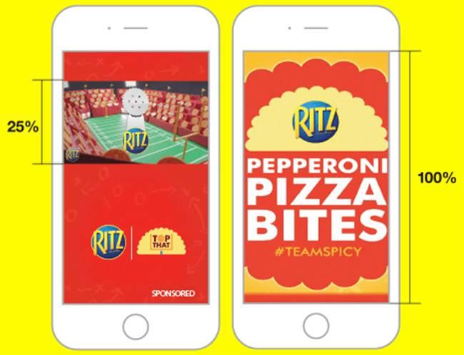 snapchat-vs-instagram-05 Snapchat VS Instagram : qui séduit le plus les annonceurs ?
