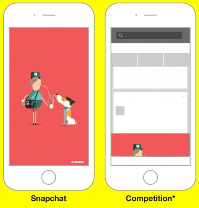 snapchat-vs-instagram-06 Snapchat VS Instagram : qui séduit le plus les annonceurs ?