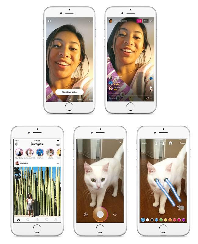snapchat-vs-instagram-13 Snapchat VS Instagram : qui séduit le plus les annonceurs ?