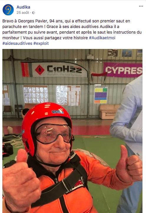 Seniors-réseaux-sociaux-audika Les seniors sont-ils des internautes comme les autres pour les marques ?